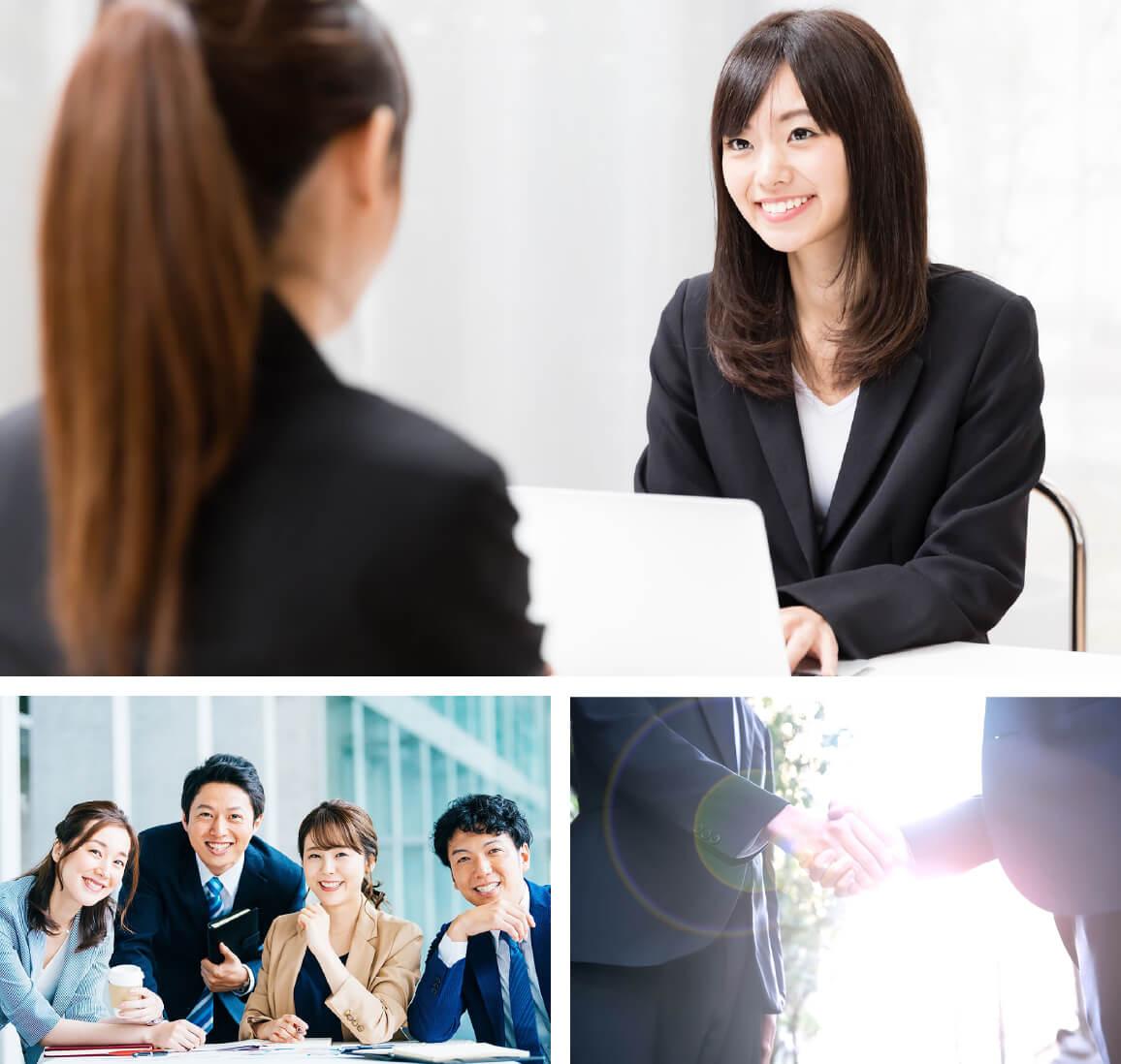 職業紹介事業のイメージ